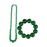 z Jade bracelets necklace